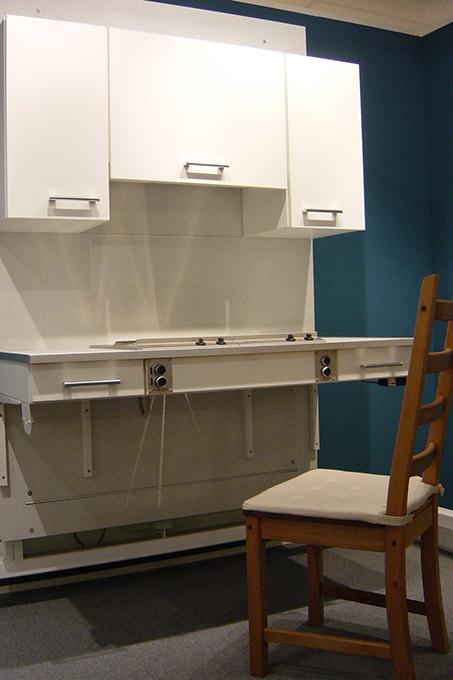 Aangepaste keukens - Quattroform trainingskeuken